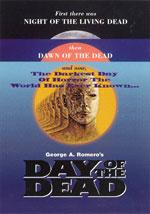 La locandina del film Il Giorno degli Zombi