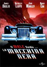 Il poster di La Macchina Nera