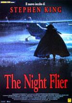 La locandina del film The Night Flyer: Il Volatore Notturno