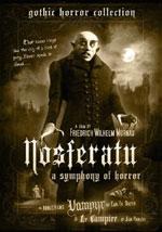 La locandina del film Nosferatu il vampiro