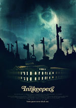 La locandina del film The Innkeepers
