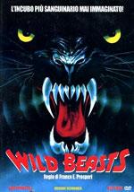 La locandina del film Wild beasts: Belve feroci