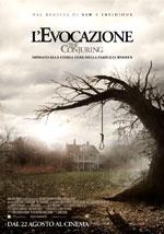 La locandina del film L'Evocazione: The Conjuring
