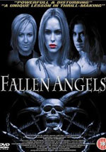 La locandina del film Angel Killer