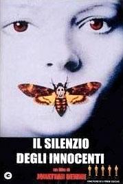 La locandina del film Il Silenzio degli Innocenti