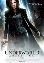 La locandina del film Underworld 4: Il Risveglio