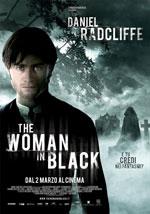 La locandina del film The Woman in Black