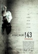 La locandina del film Apartment 143