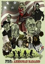 La locandina del film FDR: American Badass!