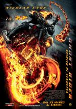 La locandina del film Ghost Rider: Spirito di vendetta