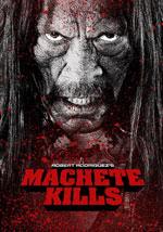 La locandina del film Machete Kills