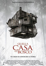 La locandina del film Quella Casa nel Bosco