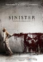 La locandina del film Sinister