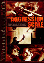 La locandina del film The Aggression Scale