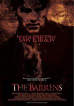 La locandina del film The Barrens