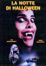 La locandina del film La Notte di Halloween