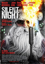 La locandina del film Silent Night