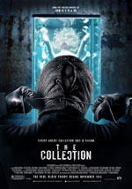 La locandina del film The Collector 2: The Collection