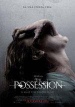 La locandina del film The Possession