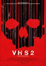 La locandina del film V/H/S/2