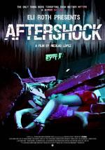La locandina del film Aftershock