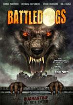 La locandina del film Battledogs