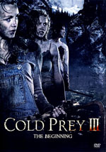 La locandina del film Cold Prey 3: The beginning