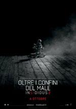 La locandina del film Oltre i Confini del Male: Insidious 2