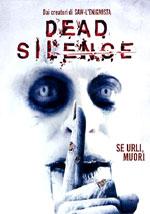 La locandina del film Dead Silence