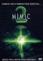 La locandina del film Mimic 2