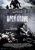 La locandina del film Open Grave