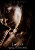 La locandina del film [REC] 4: Apocalypse