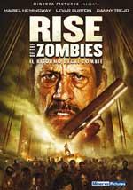 La locandina del film Il Ritorno Degli Zombie