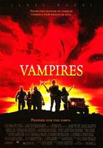 La locandina del film Vampires