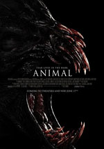 La locandina del film Animal