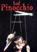 La locandina del film Bad Pinocchio