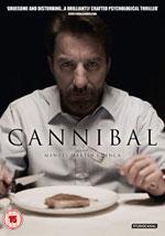 La locandina del film Cannibal