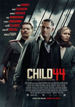 La locandina del film Child 44: Il bambino numero 44