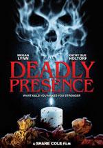 La locandina del film Deadly Presence
