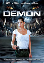 La locandina del film Demon