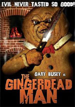La locandina del film The Gingerdead Man