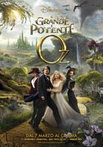 La locandina del film Il grande e potente Oz