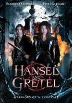 La locandina del film Hansel & Gretel: Warriors of Witchcraft