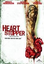 La locandina del film The Heartstopper: il Potere del Male