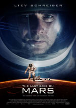 La locandina del film The Last Days on Mars
