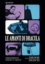 La locandina del film Le Amanti di Dracula