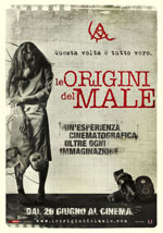 La locandina del film Le Origini del Male