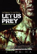 La locandina del film Let Us Prey