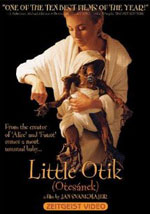 La locandina del film Little Otik