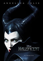La locandina del film Maleficent